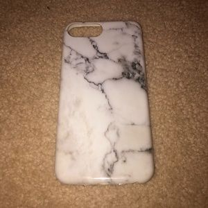 Urban Outfitters iPhone 8+ case - Marble